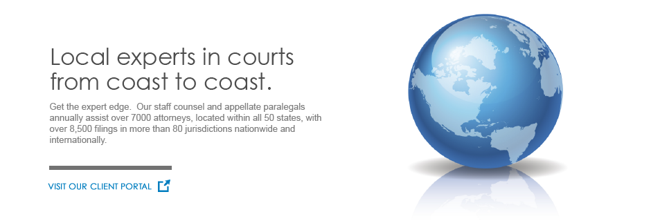 Counsel Press | The Appellate Experts